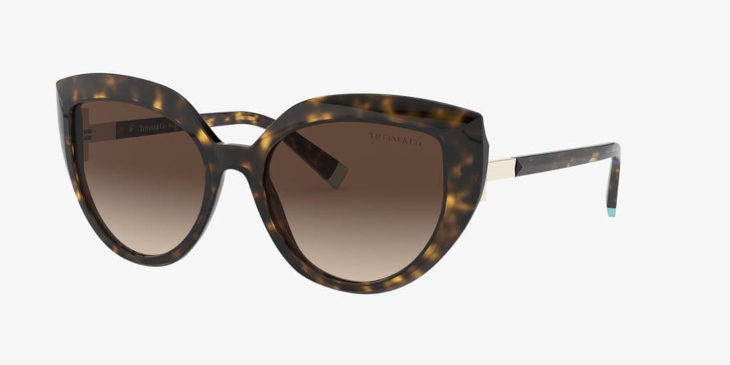 Tiffany TF4170 54 Havana Sunglasses