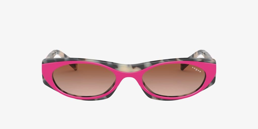 Vogue VO5316S 52 Pink/Grey Havana Sunglasses