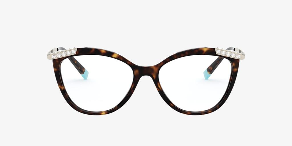 Tiffany TF2198B Havana Eyeglasses