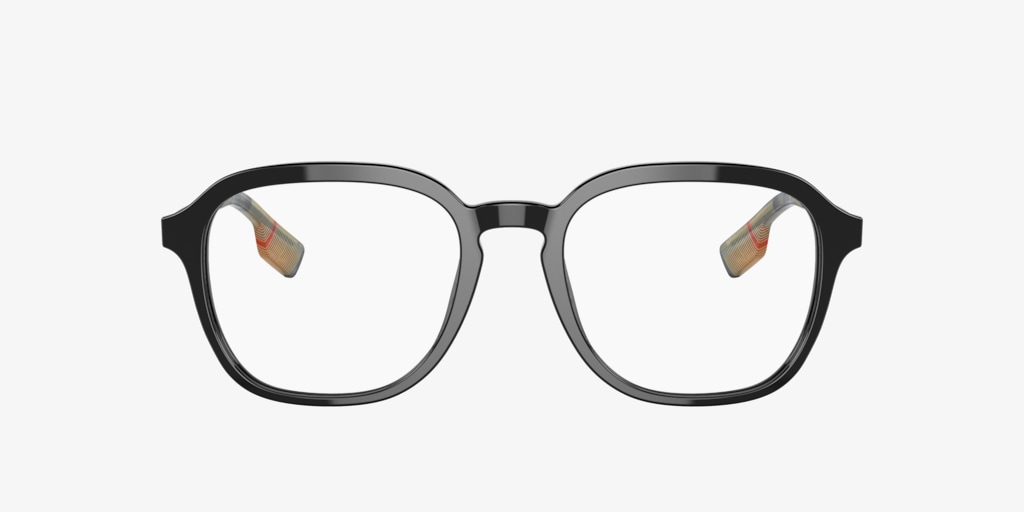Burberry THEODORE Black Eyeglasses