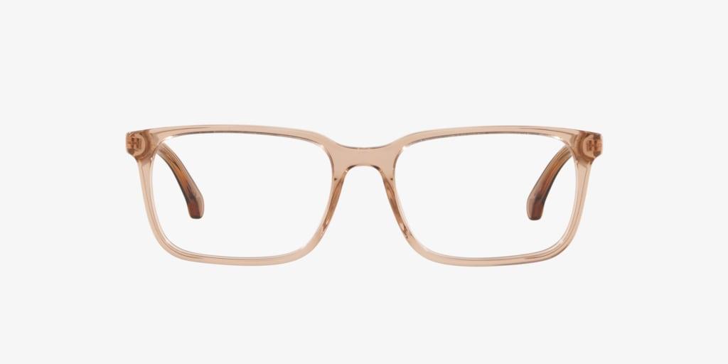 Brooks Brothers BB2033 Transparent Brown Eyeglasses