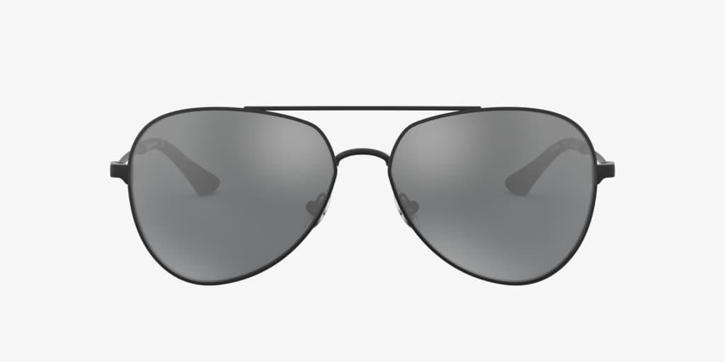 Brooks Brothers BB4056 Matte Black Sunglasses