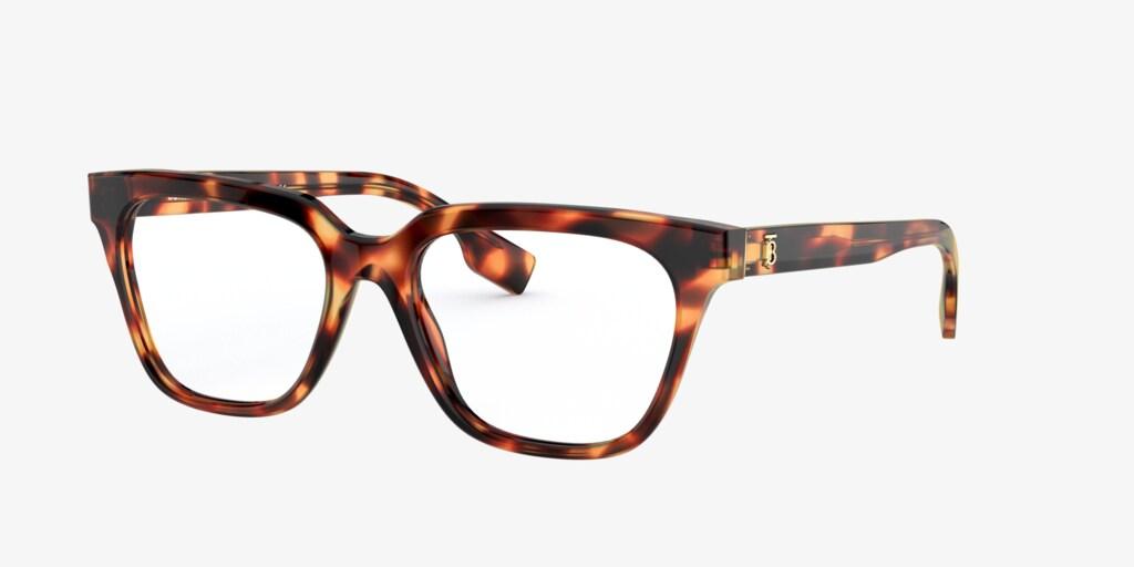 Burberry DORIEN Dark Havana Eyeglasses