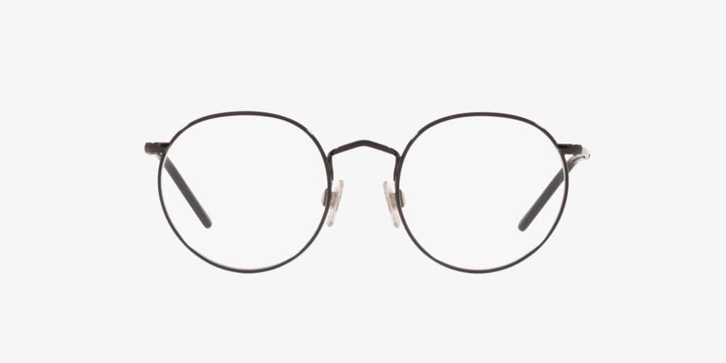 Lenscrafters EC1001 Black Eyeglasses