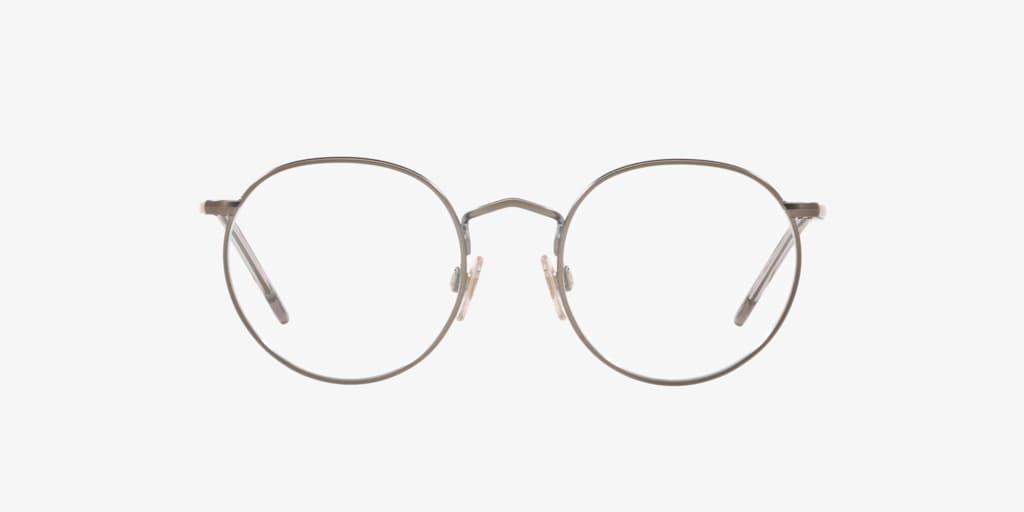 Lenscrafters EC1001 Matte Gunmetal Eyeglasses