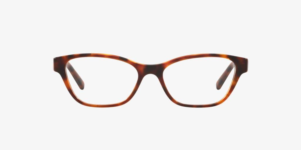 Lenscrafters EC2001 Havana Eyeglasses