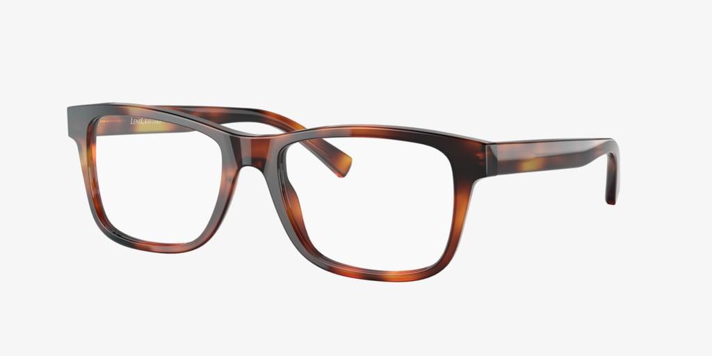 Lenscrafters EC2002 Havana Eyeglasses