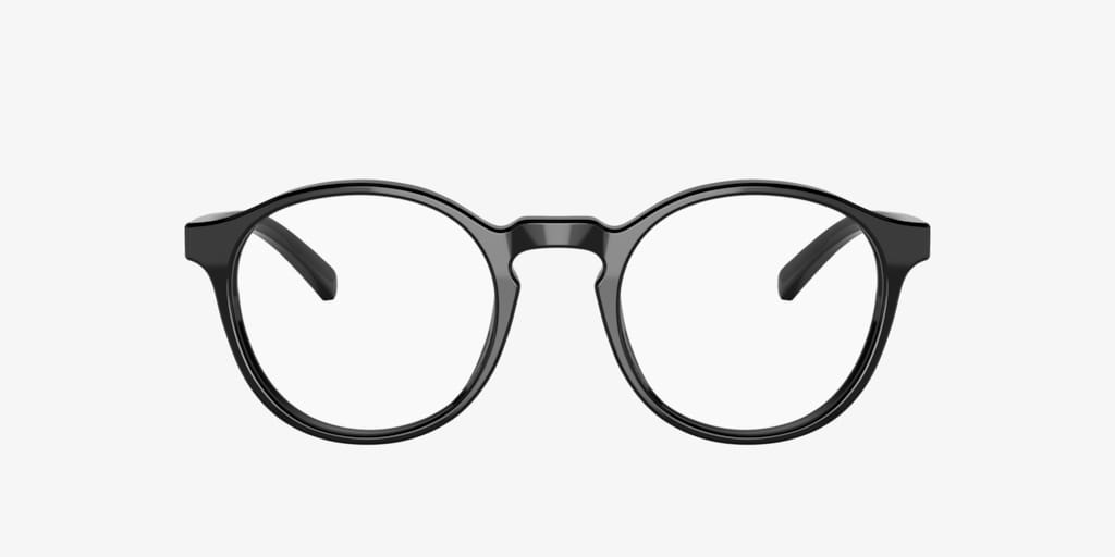 Lenscrafters EC2003 Black Eyeglasses