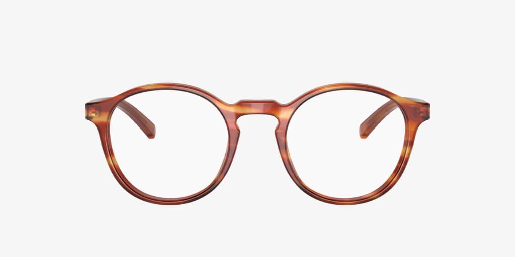 Lenscrafters EC2003 Honey Havana Eyeglasses