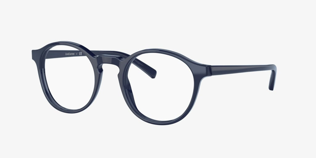 Lenscrafters EC2003 Opal Blue Eyeglasses
