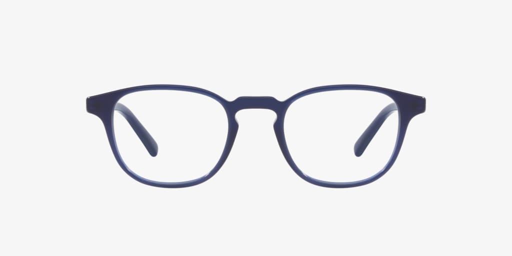 Lenscrafters EC2004 Opal Blue Eyeglasses