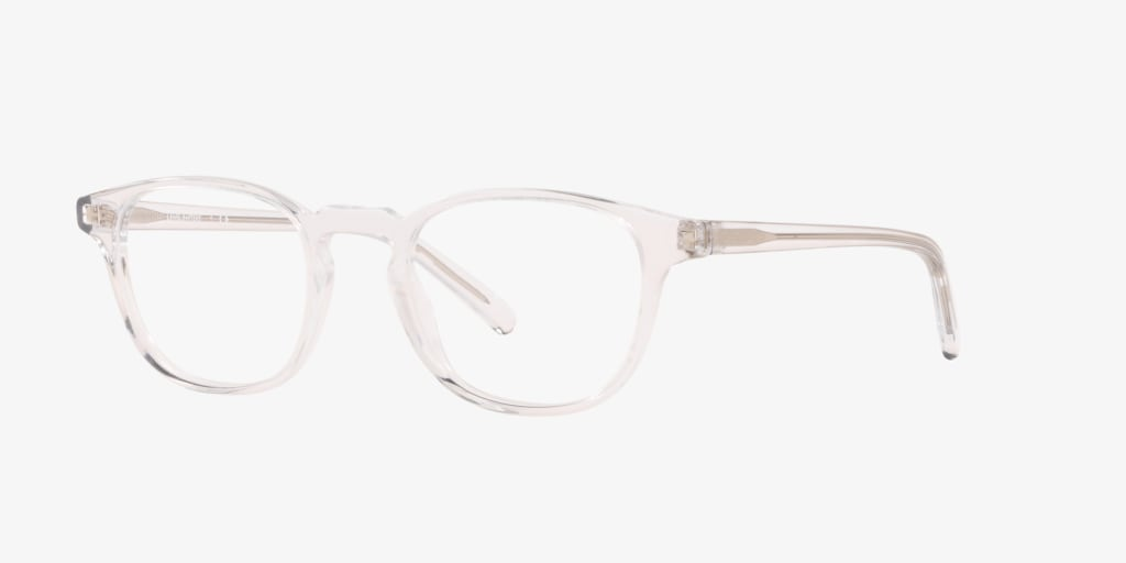 Lenscrafters EC2004 Transparent Eyeglasses