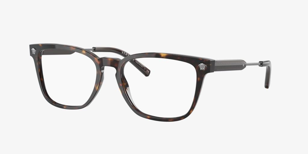 Versace VE3290 Honey Havana Eyeglasses