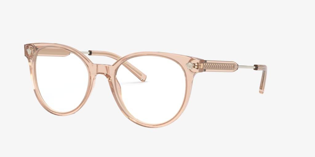 Versace VE3291 Transparent Pink Eyeglasses