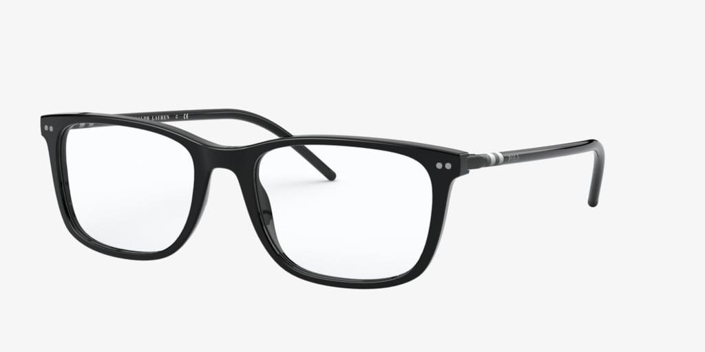 Polo Ralph Lauren PH2224 Shiny Black Eyeglasses
