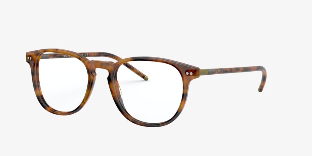 Polo Ralph Lauren PH2225 Shiny Bordeaux Havana Eyeglasses