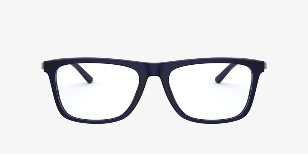 Ralph Lauren RL6202 Shiny Transparent Blue Eyeglasses