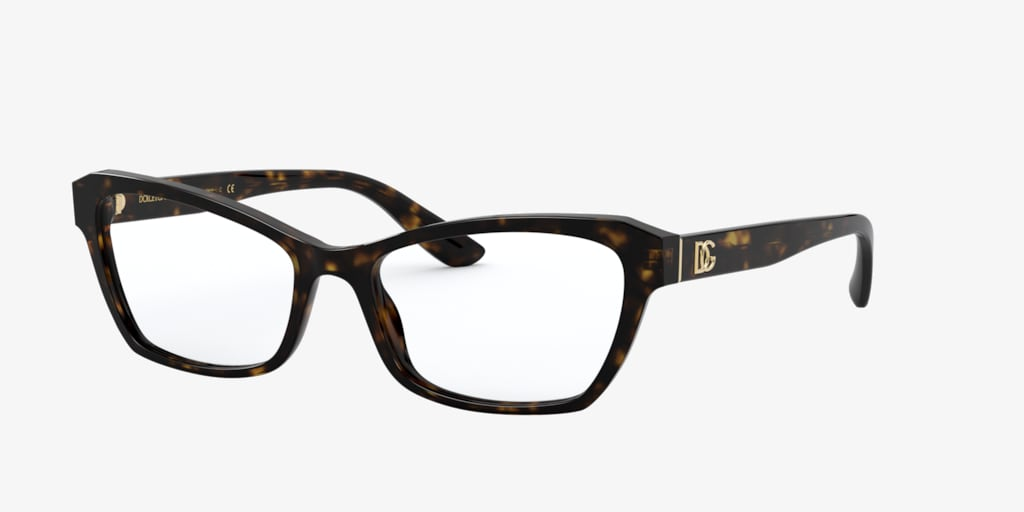 Dolce&Gabbana DG3328 Tortoise Eyeglasses