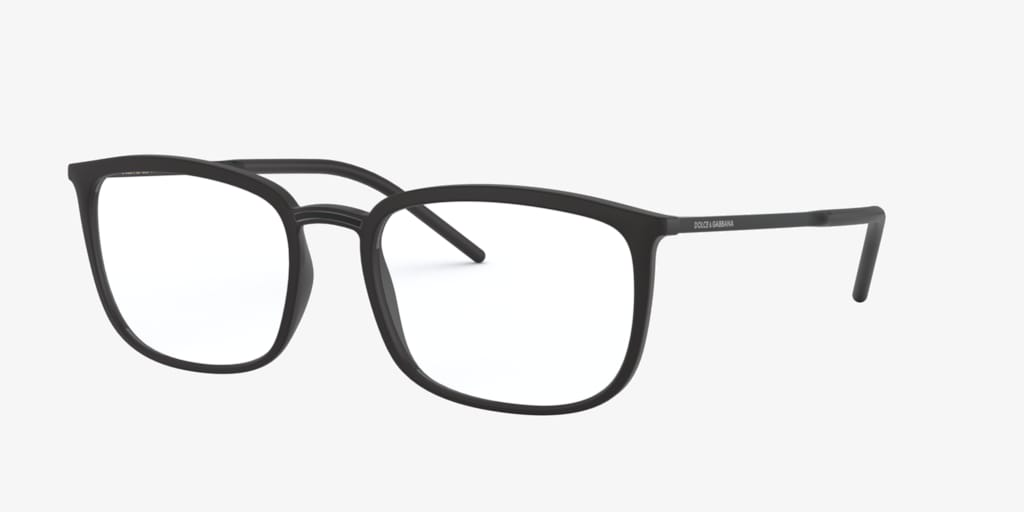 Dolce&Gabbana DG5059 Matte Black Eyeglasses