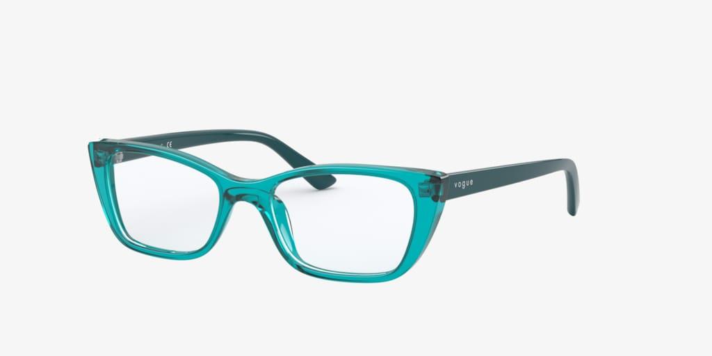 Vogue Jr V VY2004 Light Transparent Blue Eyeglasses