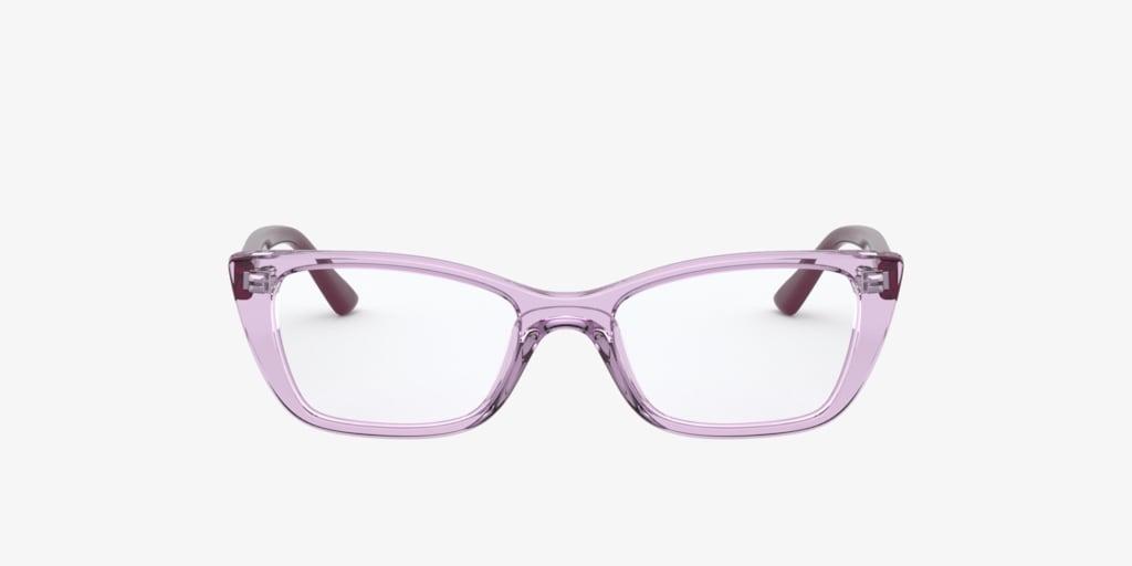 Vogue Jr V VY2004 Transparent Violet Eyeglasses