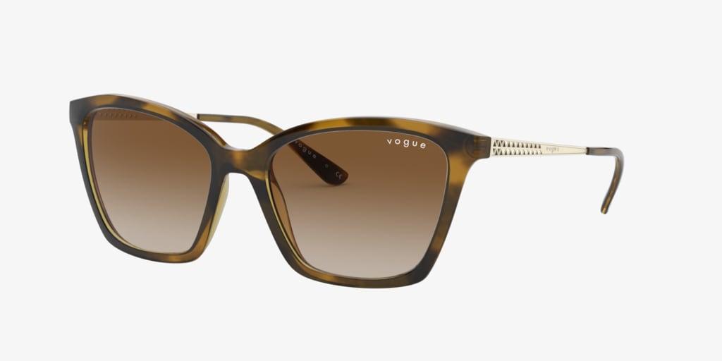 Vogue VO5333S 54 Dark Havana Sunglasses