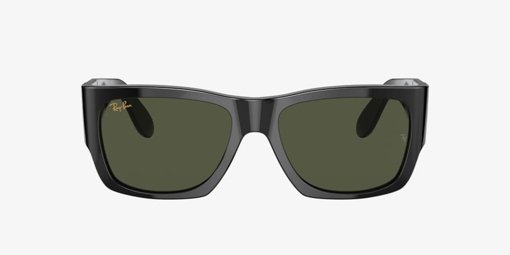 Ray-Ban WAYFARER NOMAD Black Sunglasses