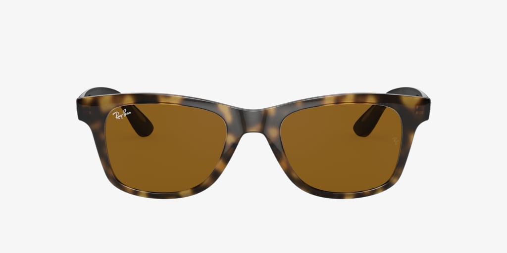 Ray-Ban RB4640 Light Havana Sunglasses