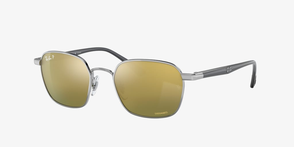 Ray-Ban RB3664CH 50  Sunglasses