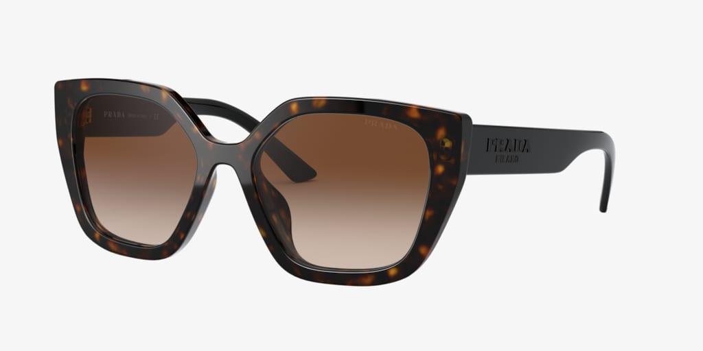 Prada PR 24XS 52 Havana Sunglasses