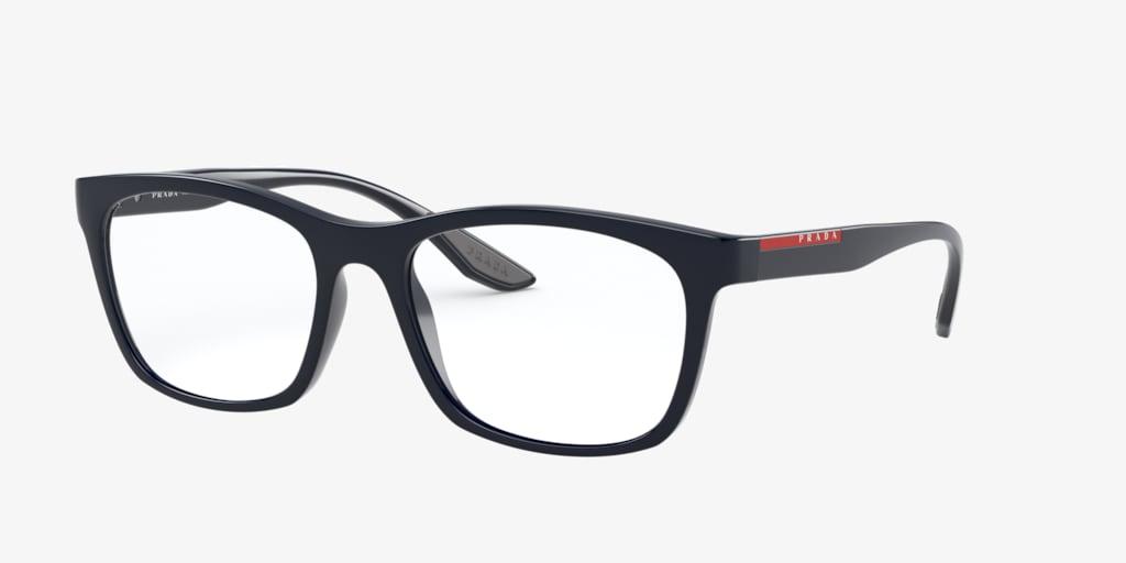 Prada Linea Rossa PS 02NV Blue Eyeglasses