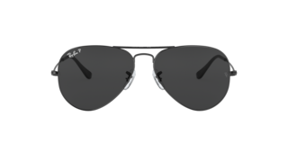 RB3025 58 AVIATOR LARGE METAL $211.00