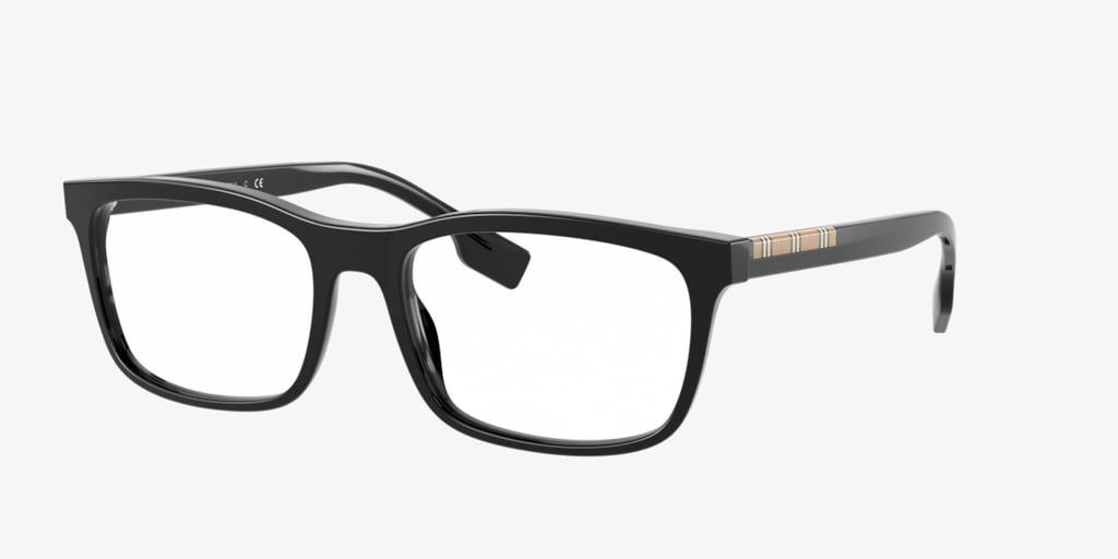 Burberry ELM Black Eyeglasses