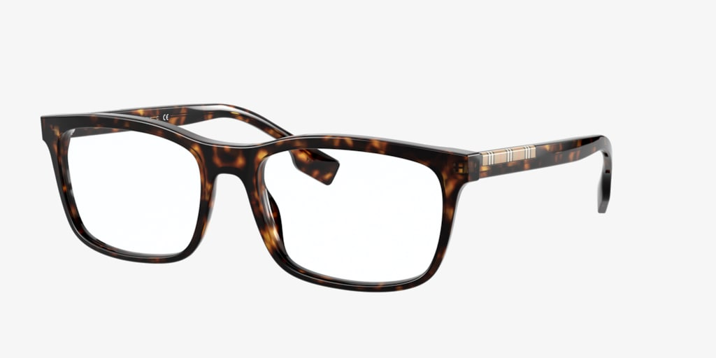 Burberry ELM Dark Havana Eyeglasses