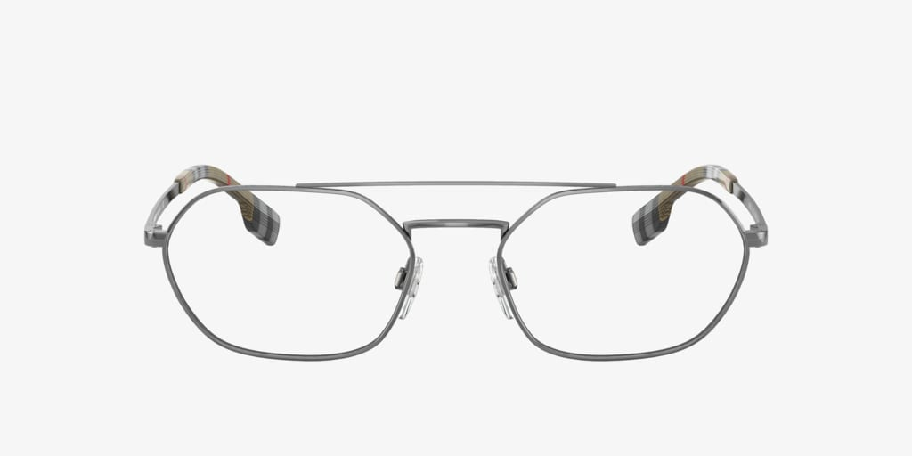 Burberry BE1351 Gunmetal Eyeglasses
