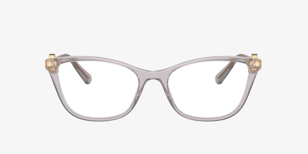 Versace VE3293 Transparent Grey Eyeglasses