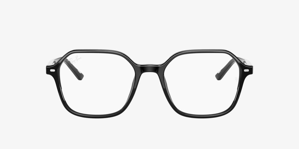 Ray-Ban JOHN Black Eyeglasses