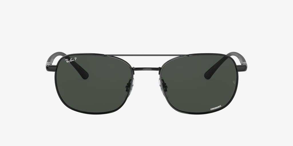Ray-Ban RB3670CH 54 Black Sunglasses