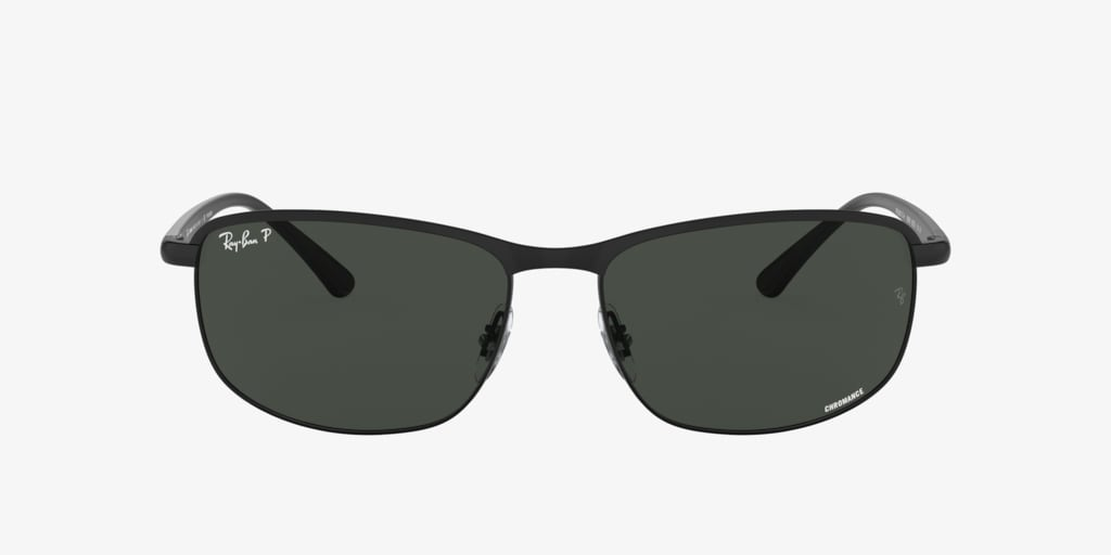 Ray-Ban RB3671CH 60 Black Sunglasses