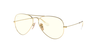 RB3025 58 AVIATOR LARGE METAL $238.00