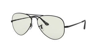 RB3689 58 AVIATOR METAL II $161.00