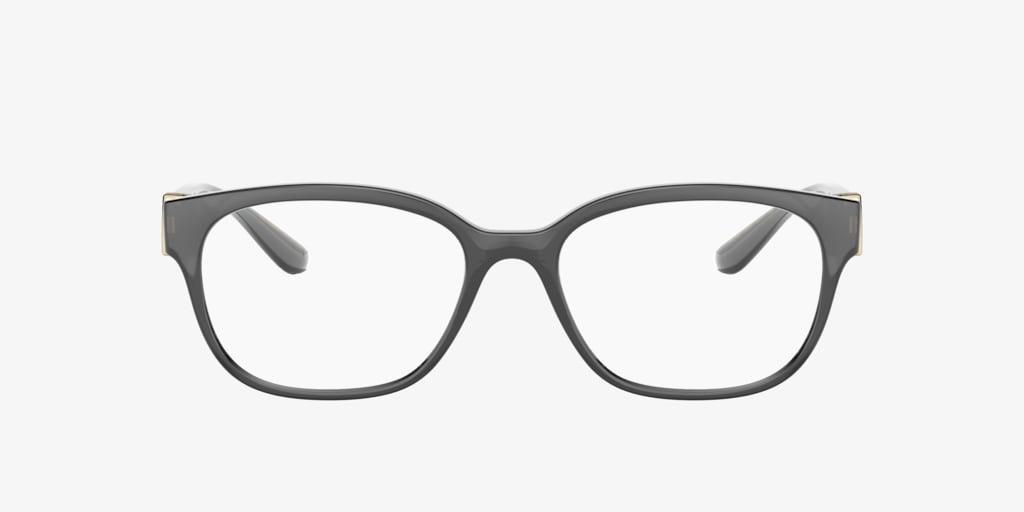 Dolce&Gabbana DG5066 Transparent Grey Eyeglasses
