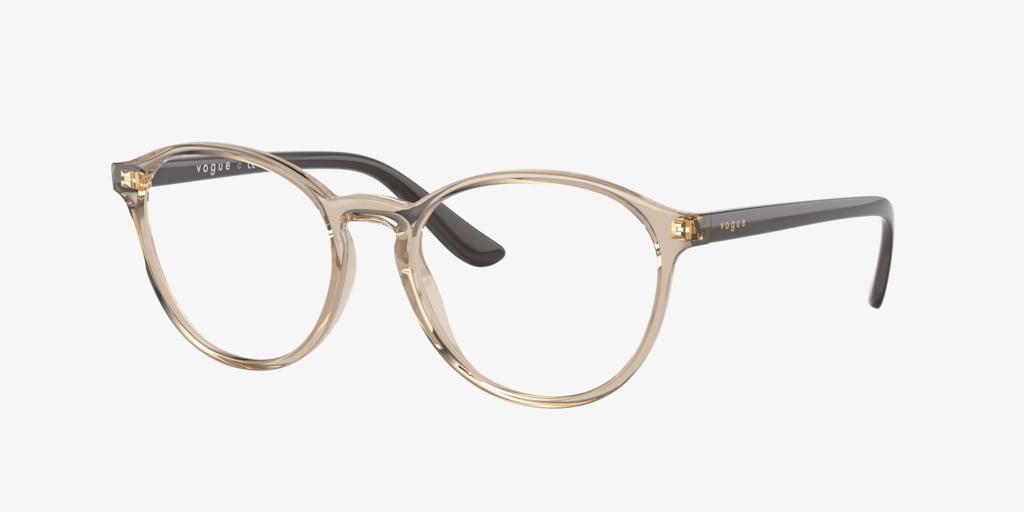 Vogue VO5372 Brown Transparent Eyeglasses
