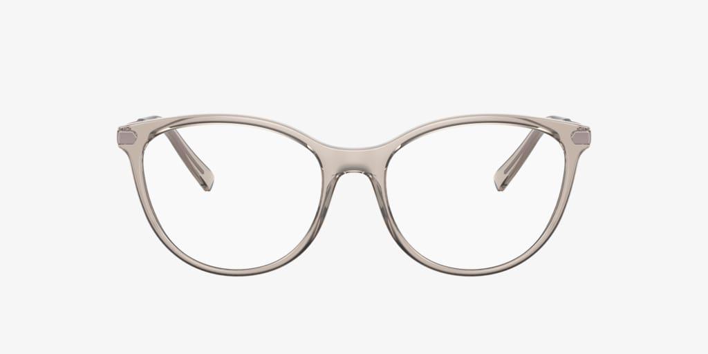 Armani Exchange AX3078 Transparent Lilac Eyeglasses