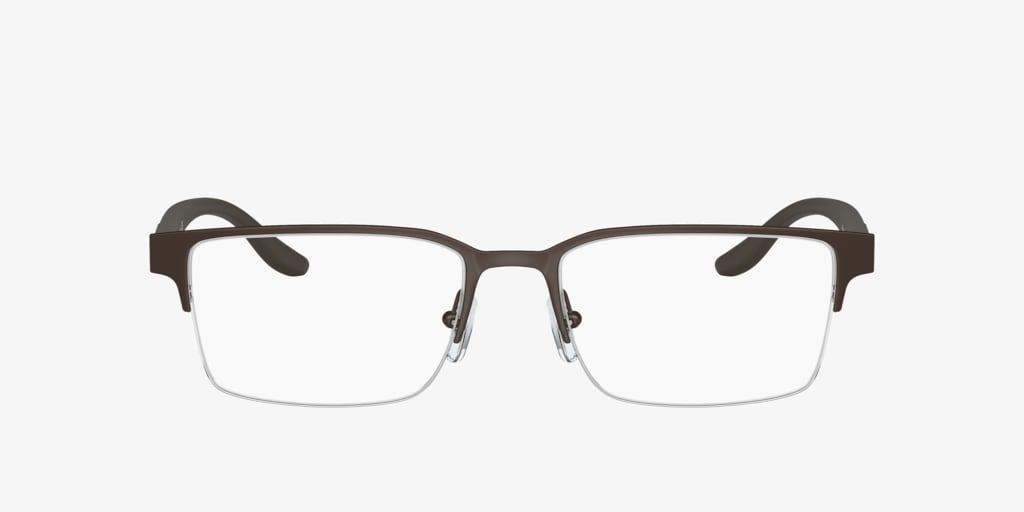 Armani Exchange AX1046 Matte Black Eyeglasses