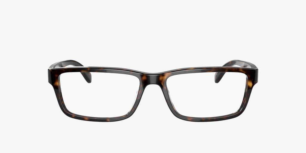 Ralph Lauren RL6213 Shiny Dark Havana Eyeglasses