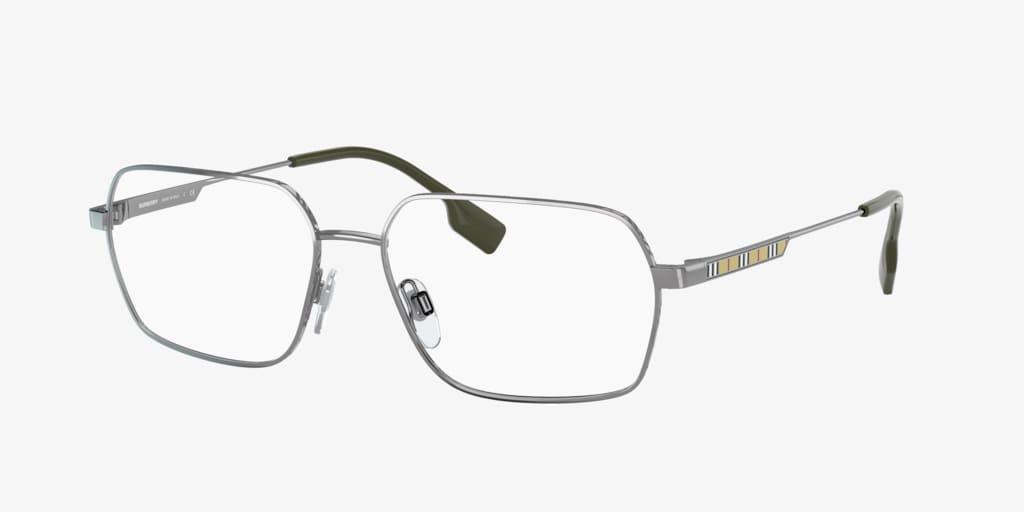 Burberry BE1356 Gunmetal Eyeglasses