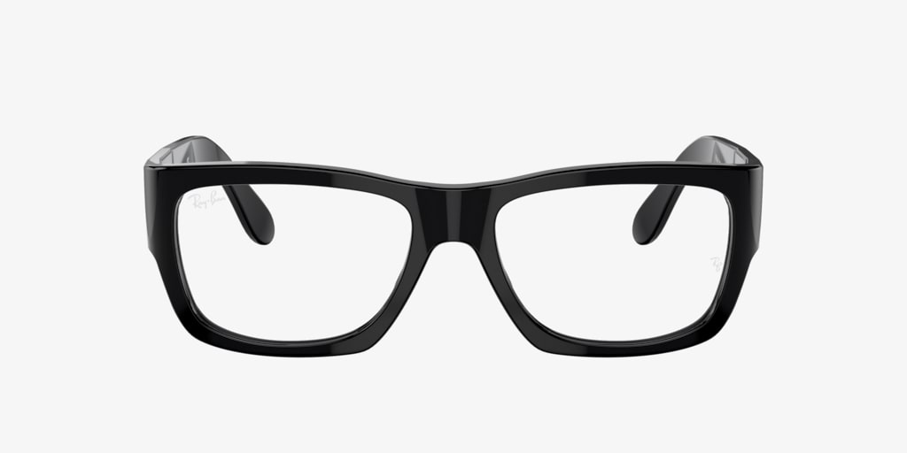 Ray-Ban RX5487 NOMAD WAYFARER Black Eyeglasses