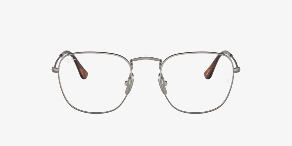Ray-Ban RX8157V FRANK Gunmetal Eyeglasses
