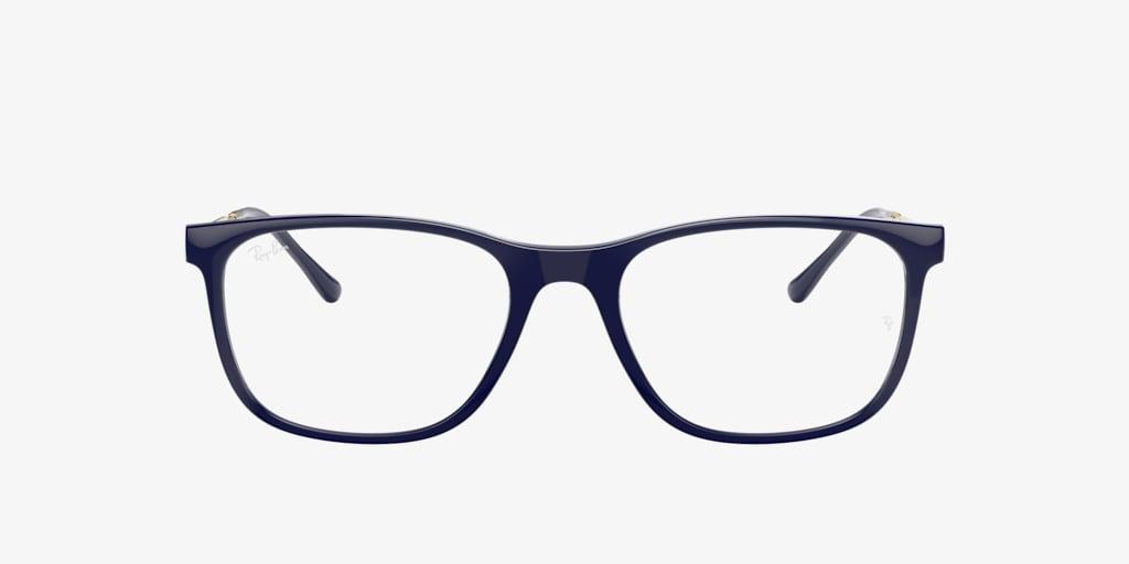 Ray-Ban RX7244 Blue Eyeglasses